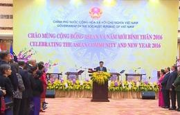 Thủ tướng chiêu đãi chào mừng cộng đồng ASEAN và năm mới Bình Thân