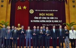 Viện Hàn lâm Khoa học Xã hội Việt Nam phải trở thành địa chỉ đỏ