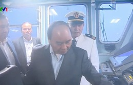 Thủ tướng thăm Trung tâm tìm kiếm cứu nạn khu vực 2