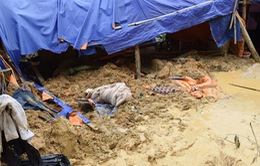 Lào Cai: Sạt lở đất, 2 công nhân thủy điện thiệt mạng