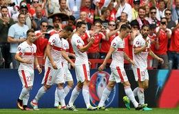 EURO 2016, Romania – Thuỵ Sĩ: Trận đấu quyết định (23h00 trực tiếp trên VTV6 và VTV6 HD)