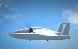 Thủy phi cơ Iran có khả năng tấn công tự sát