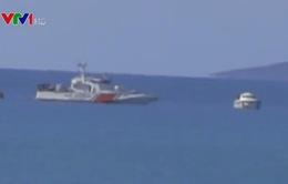 Lật thuyền chở người di cư ngoài khơi Thổ Nhĩ Kỳ