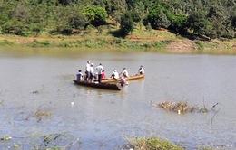 Lật thuyền tại Bình Phước, 4 người thiệt mạng và mất tích