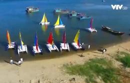 Quảng Bình: Lễ hội trình diễn thuyền buồm hứa hẹn hấp dẫn