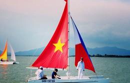 Khởi tranh giải đua thuyền buồm Bà Rịa – Vũng Tàu mở rộng