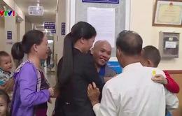 Niềm vui của gia đình thuyền viên trở về sau 4 năm bị bắt cóc