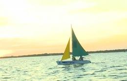 Giải Đua thuyền buồm tỉnh Bà Rịa – Vũng Tàu: Điểm đến của những người đam mê đua thuyền