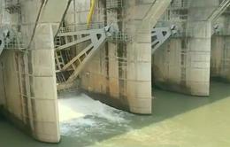 """Thủy điện An Khê - Kanak không """"chịu"""" xả nước: EVN lên tiếng"""