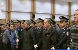 Trung Quốc kết án 49 người liên quan tới vụ nổ hóa chất ở Thiên Tân