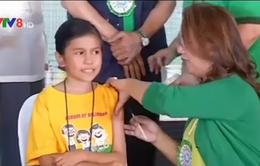 Philippines: Đưa vaccine sốt xuất huyết vào tiêm chủng mở rộng