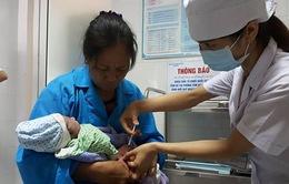 Tiêm vaccine viêm gan B sau sinh ở 13 tỉnh đạt dưới 50%