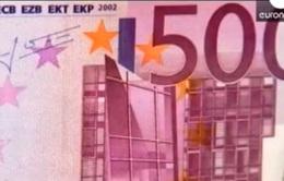 """ECB họp quyết định """"khai tử"""" đồng 500 Euro"""