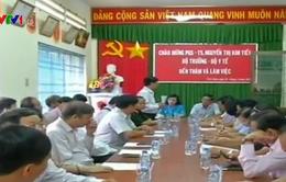 Bộ trưởng Y tế thăm Trung tâm Y tế quân dân y huyện Côn Đảo