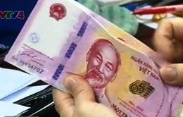 Khoảng 30% tiền lưu niệm được bán ra tại Hà Nội