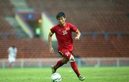 Trung vệ Bùi Tiến Dũng chấn thương, HLV Park Hang Seo nhăn mặt