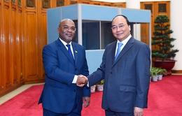 Thủ tướng tiếp Bộ trưởng Giao thông Vận tải và Truyền thông Mozambique