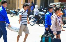 Gần 3.000 tình nguyện viên tại TP Đà Nẵng tiếp sức mùa thi