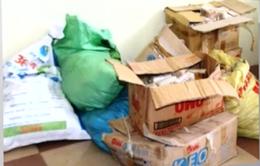 Tiêu hủy hơn 4.000 bánh trung thu mốc tái chế