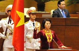 Việt Nam có nữ Chủ tịch Quốc hội đầu tiên nổi bật trên trang nhất các báo trong tuần