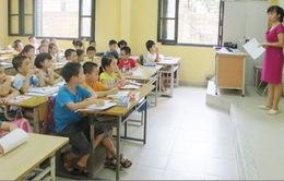 Đình chỉ kỳ thi giữa kỳ trường tiểu học Bình Trị Đông