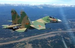 Máy bay Su-30MK2 bị nạn: Vẫn chưa tìm được phi công Trần Quang Khải
