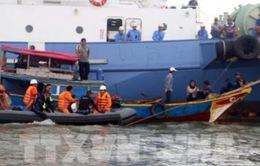 Thủ tướng gửi lời khen lực lượng cứu nạn trên biển