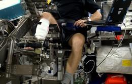 Phi hành gia Anh chạy marathon trên trạm vũ trụ quốc tế