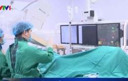 70% các ca tim mạch tại BV Bãi Cháy không phải chuyển tuyến