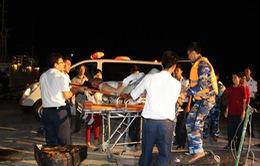 Tìm thấy 3 thi thể ngư dân trong vụ nổ tàu cá ở Phú Quốc