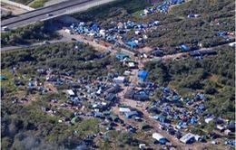 Tòa án Pháp đình chỉ lệnh giải tỏa trại tị nạn Calais