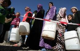 Ngân hàng Thế giới hỗ trợ 100 triệu USD cho người tị nạn ở Jordan