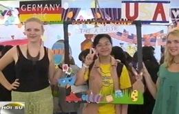 800 người Việt Nam tham gia Ngày hội tình nguyện toàn cầu