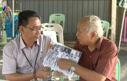 Tình cảm sâu nặng của người dân Campuchia với bộ đội Việt Nam