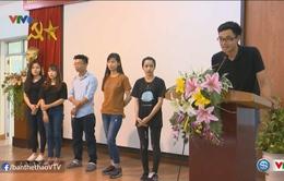 Triển khai công tác tình nguyện viên cho ĐH Thể thao Bãi biển Châu Á 2016