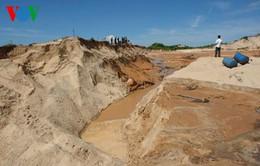 Bình Thuận đề nghị xử lý vi phạm ở mỏ titan suối Nhum