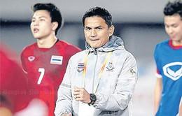 """HLV Kiatisuk: """"ĐT Thái Lan sẽ dốc toàn lực để bảo vệ ngôi vô địch AFF Cup 2014"""""""