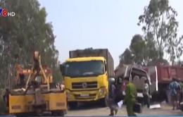 Vụ tai nạn tại Quảng Ngãi: Thêm 1 người tử vong