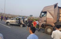 Tai nạn thảm khốc trên cao tốc Hà Nội - Thái Nguyên: 10 người thương vong