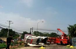 Tai nạn nghiêm trọng ở Ba Vì, 4 người thương vong