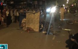 TP.HCM: 2 xe máy tông trực diện, 1 người tử vong tại chỗ