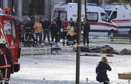 Thủ phạm đánh bom ở Thổ Nhĩ Kỳ là người Syria