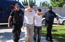 32 quan chức ngoại giao Thổ Nhĩ Kỳ không trở về nước theo lệnh triệu tập