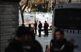 Đánh bom ở Thổ Nhĩ Kỳ, hàng chục người thương vong