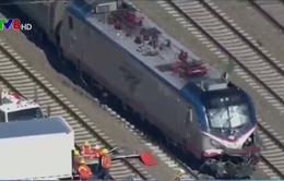 Tai nạn đường sắt nghiêm trọng tại bang Philadelphia, Mỹ