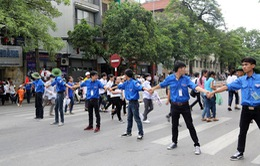 TP.HCM: 22.000 tình nguyện viên tham gia tiếp sức mùa thi