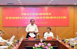 Bộ trưởng, Chủ nhiệm Văn phòng Chính phủ Mai Tiến Dũng: Không đẩy việc lên Chính phủ
