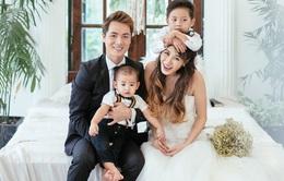Bộ ảnh kỷ niệm 3 năm ngày cưới đẹp lung linh của vợ chồng Đăng Khôi