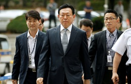 Tòa Hàn Quốc bắt đầu xét xử Chủ tịch Tập đoàn Lotte