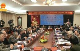 Chủ tịch nước dự Tổng kết của Hội đồng Lý luận Trung ương